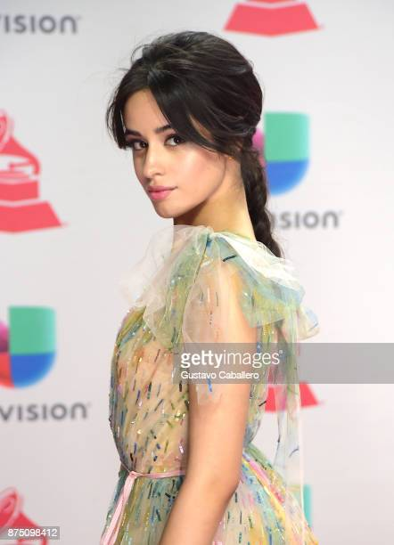 Camila Cabello attends the 18th Annual Latin Grammy Awards at MGM Grand Garden Arena on November 16 2017 in Las Vegas Nevada