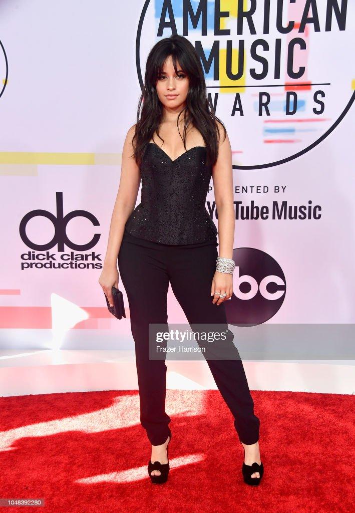2018 American Music Awards - Arrivals : ニュース写真