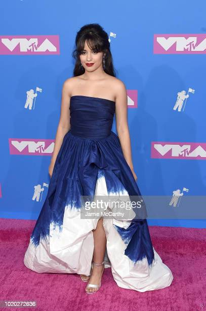 Camila Cabello attends the 2018 MTV Video Music Awards at Radio City Music Hall on August 20 2018 in New York City