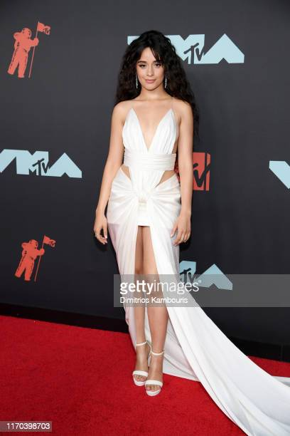 Camila Cabello attends the 2019 MTV Video Music Awards at Prudential Center on August 26 2019 in Newark New Jersey