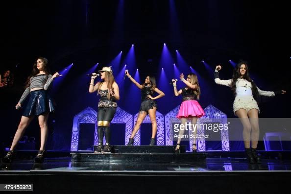 34 Pictures of Fifth Harmony Singer Camila Cabello ... |Camila Cabello And Lauren Jauregui 2014