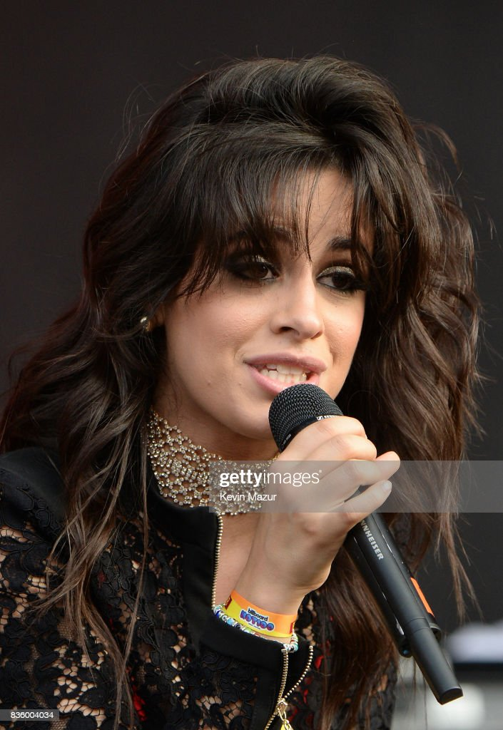 Camila Cabello performs during Day Two of 2017 Billboard Hot 100 Festival at Northwell Health at Jones Beach Theater on August 20, 2017 in Wantagh City.