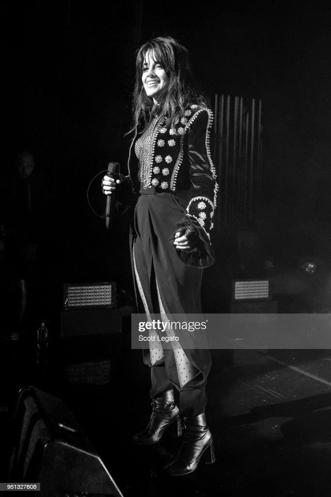 Camila Cabello In Concert - Detroit, MI