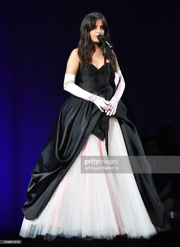 2018 American Music Awards - Inside : Nachrichtenfoto