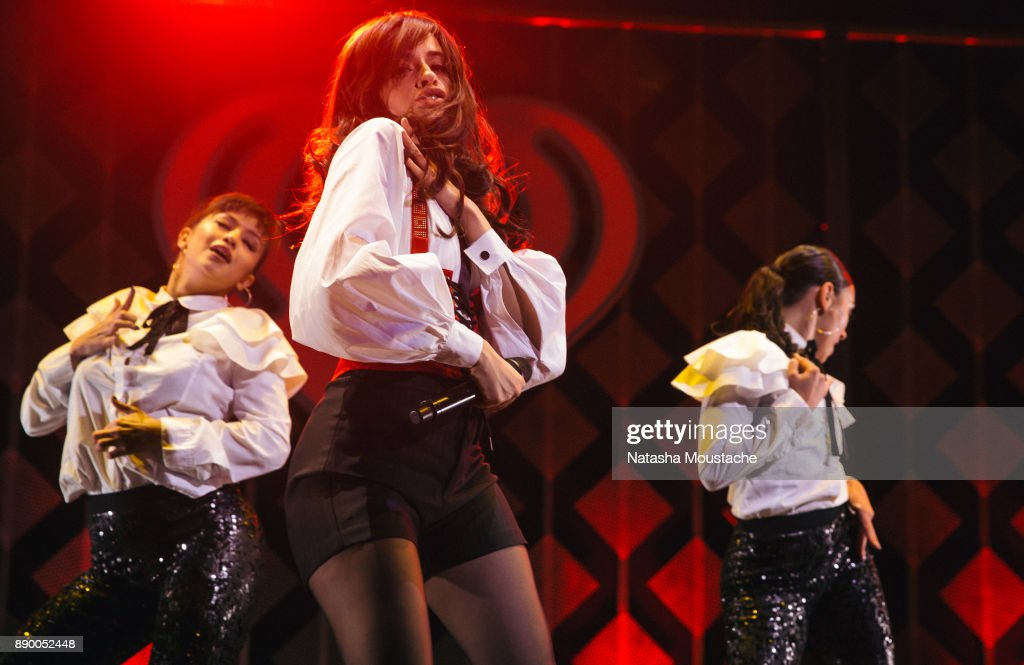 KISS 108's iHeartRadio Jingle Ball 2017 : News Photo