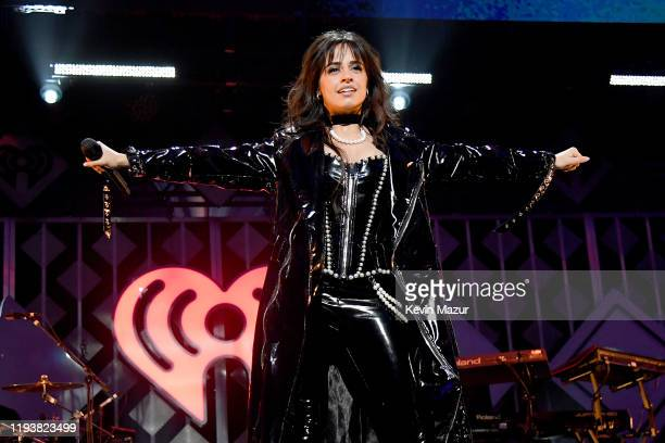Camila Cabello performs onstage during iHeartRadio's Z100 Jingle Ball 2019 Presented By Capital One on December 13, 2019 in New York City.