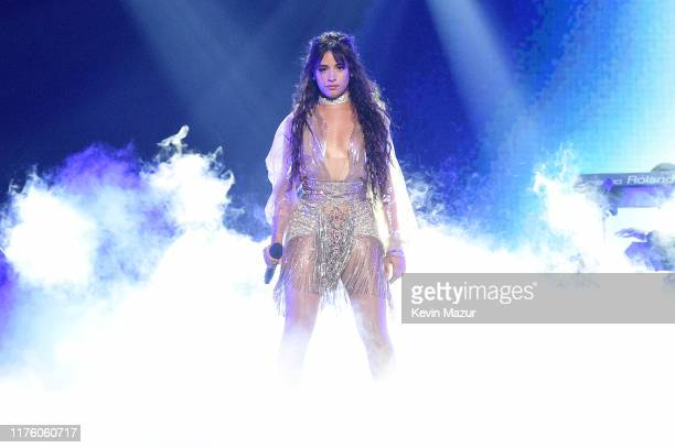 Camila Cabello performs onstage during the 2019 iHeartRadio Music Festival at T-Mobile Arena on September 20, 2019 in Las Vegas, Nevada.