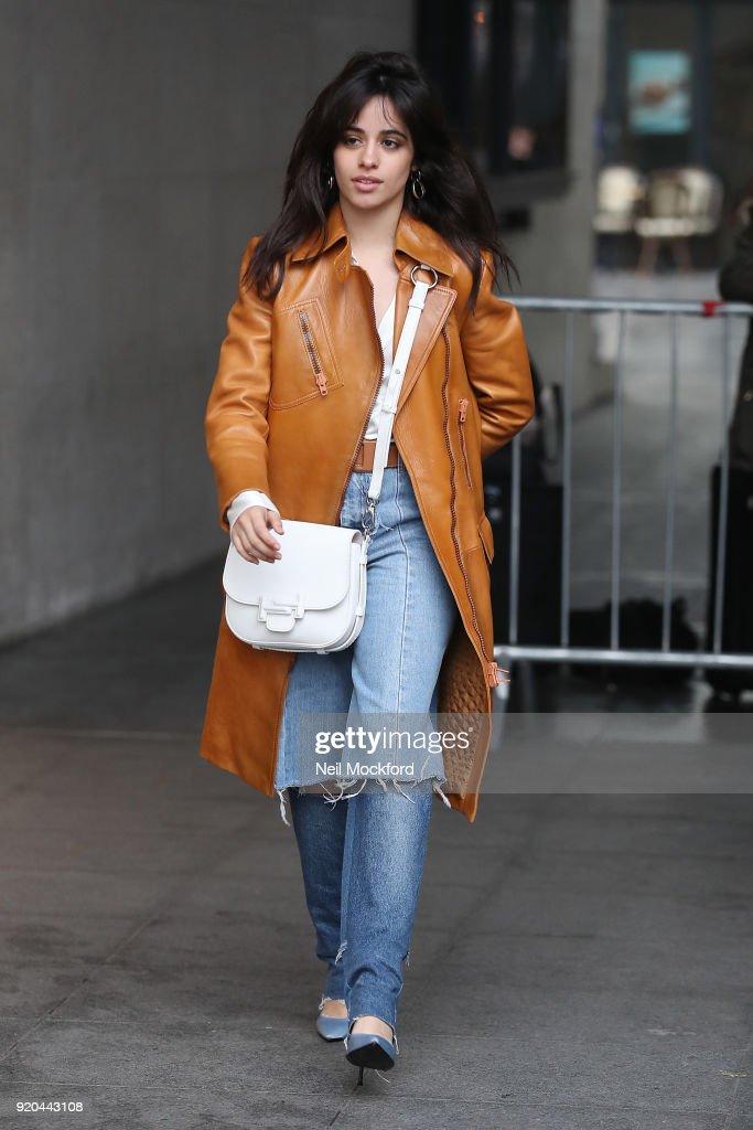 London Celebrity Sightings -  February 19, 2018