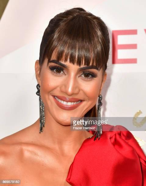 Camila Coelho attends the #REVOLVEawards at DREAM Hollywood on November 2 2017 in Hollywood California