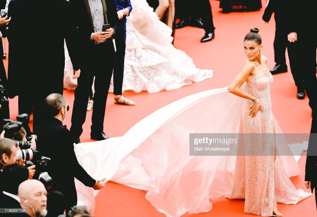 """""""A Hidden Life (Une Vie Cachée)"""" Red Carpet - The 72nd Annual Cannes Film Festival : News Photo"""