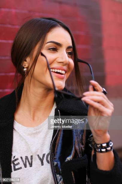 Camila Coelho during the New York Fashion Week on September 09 2017 in New York