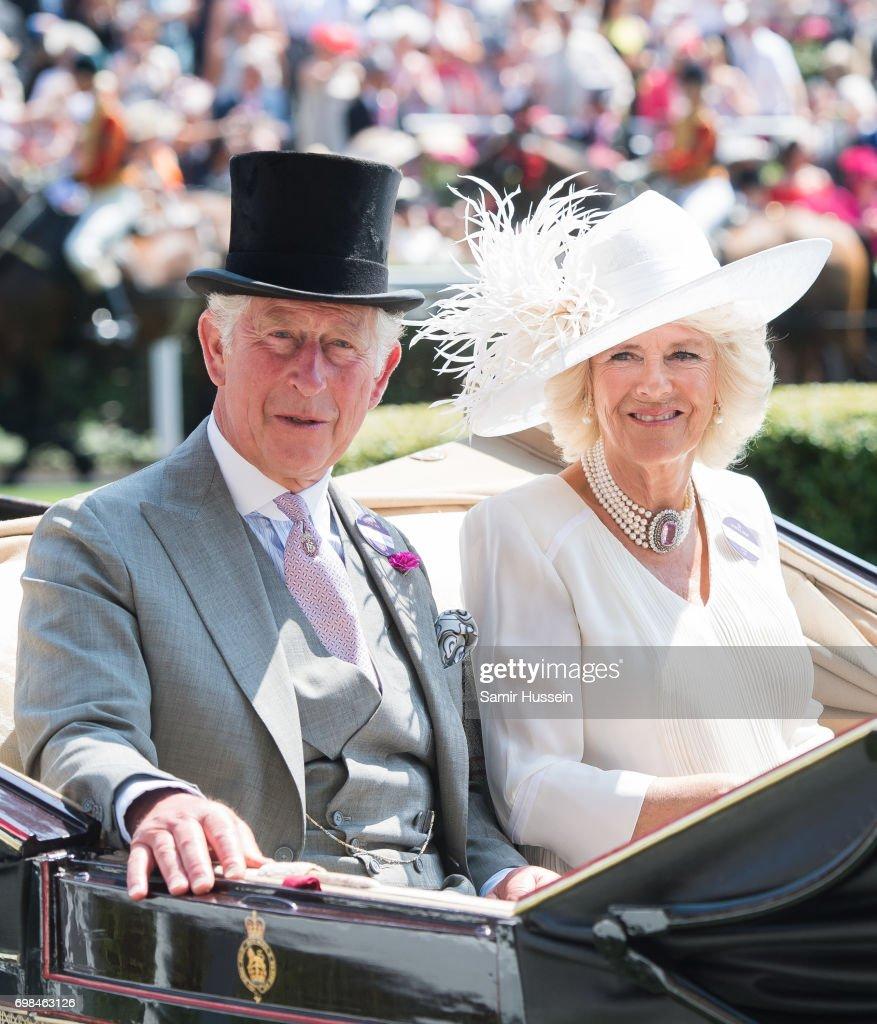 Royal Ascot 2017 - Day 1 : News Photo
