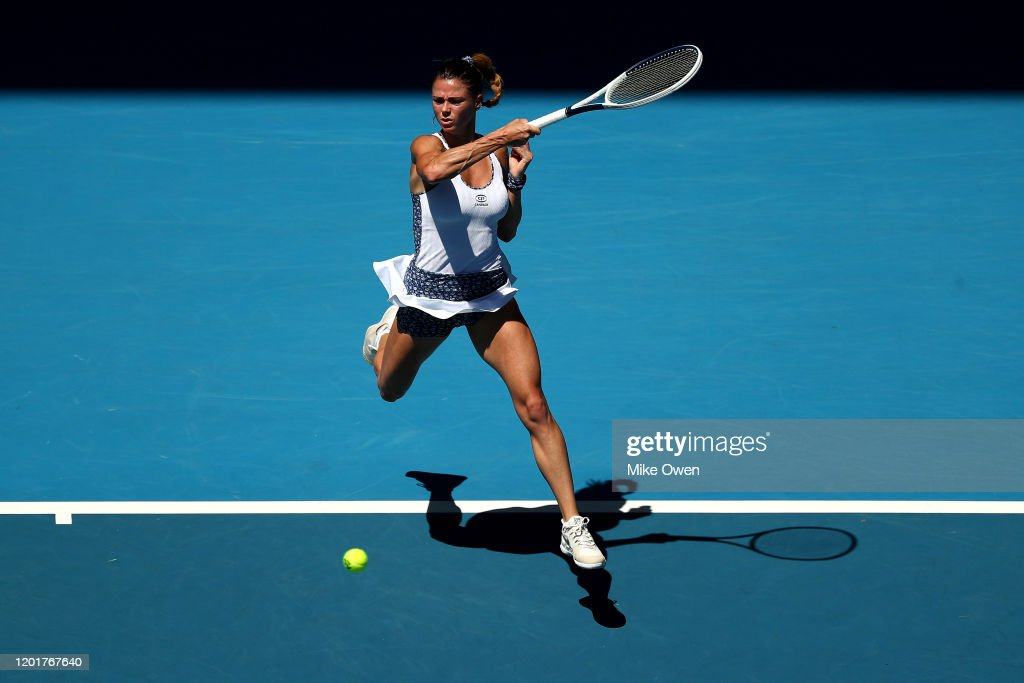 2020 Australian Open - Day 6 : News Photo