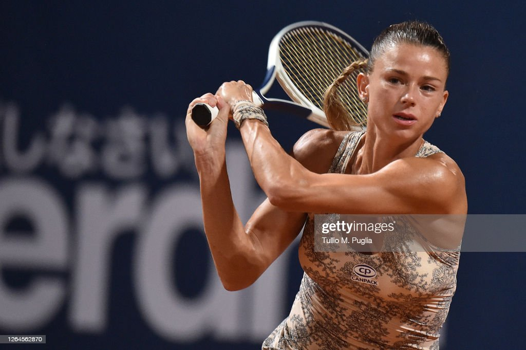 31st Palermo Ladies Open - Quarter Finals : News Photo