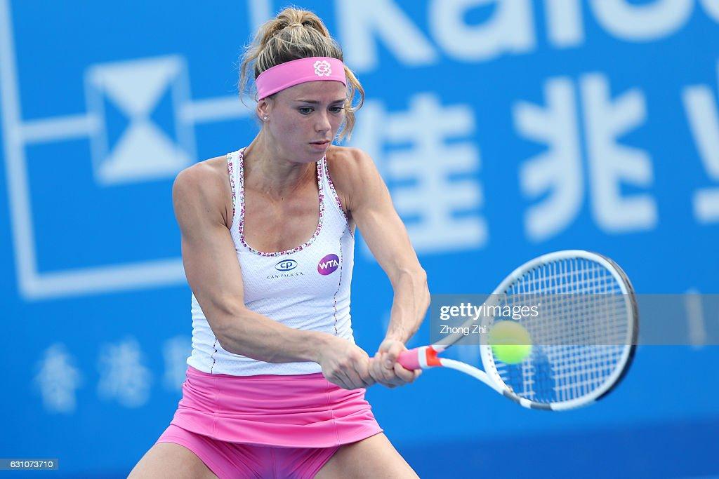 2017 WTA Shenzhen Open - Day 6