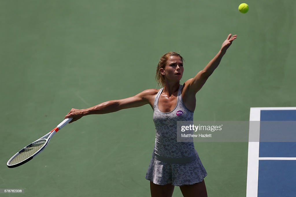 CITI OPEN - Day 2 : News Photo