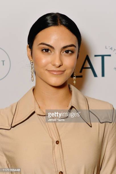 Camila Mendes attends 2nd Annual L'Attitude Conference LatiNExt Live on September 26 2019 in San Diego California