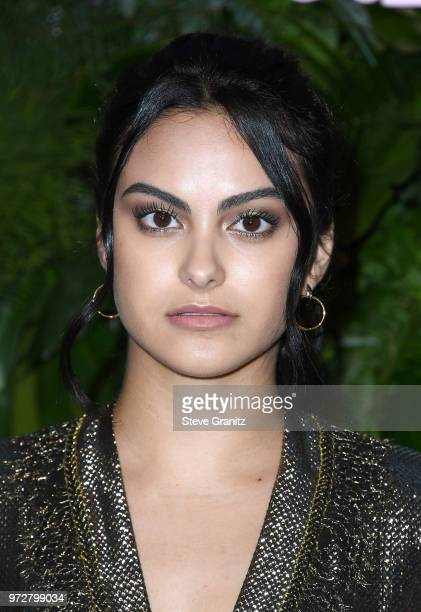 Camila Mendes attends Max Mara WIF Face Of The Future at Chateau Marmont on June 12 2018 in Los Angeles California