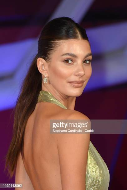 Camila Morrone arrives to attend the Tribute to Australian Cinema during the 18th Marrakech International Film Festival Day Seven on December 05 2019...
