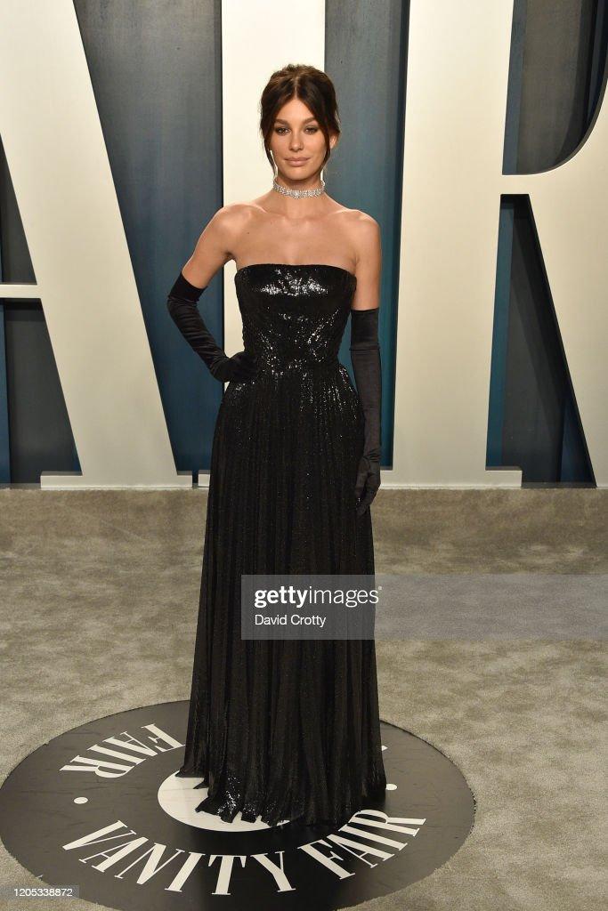 2020 Vanity Fair Oscar After Party : News Photo