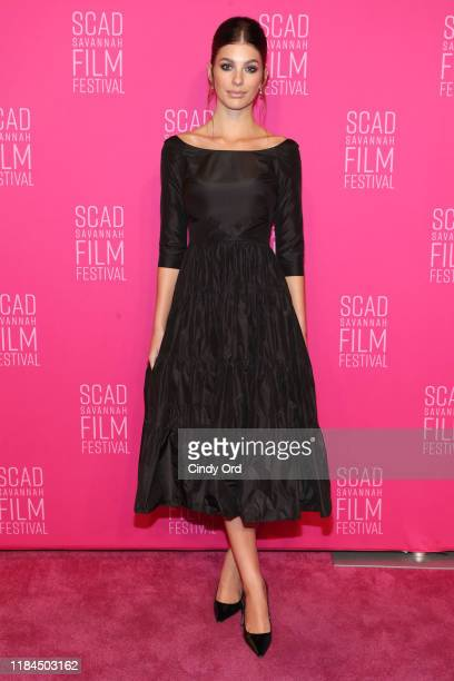Camila Morrone attends the 22nd SCAD Savannah Film Festival on October 30, 2019 at Trustees Theater in Savannah, Georgia.