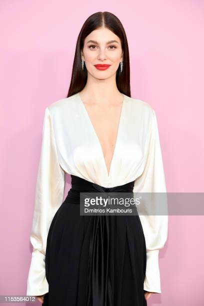 Camila Morrone attends the CFDA Fashion Awards at the Brooklyn Museum of Art on June 03 2019 in New York City