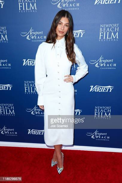 Camila Morrone attends the Newport Beach Film Festival Fall Honors And Variety's 10 Actors To Watch presented by Visit Newport Beach and the Newport...