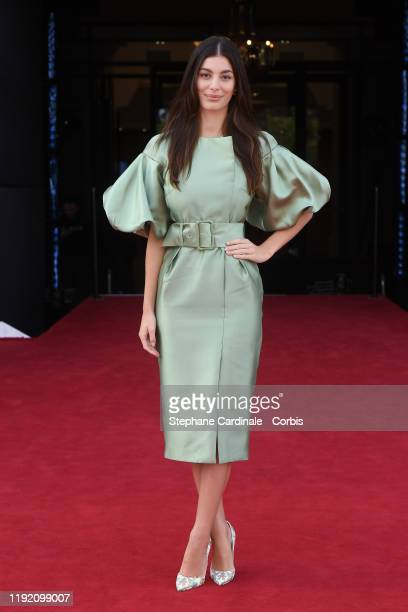 Camila Morrone attends the Premiere of Mickey and the Bear during the 18th Marrakech International Film Festival Day Seven on December 05 2019 in...