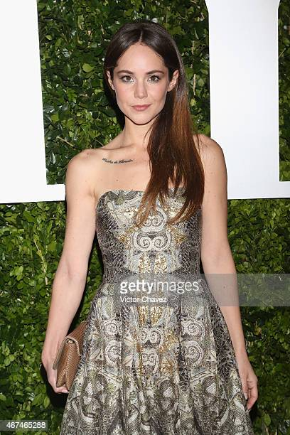 Camila Sodi Attends The Vanity Fair Mexico Magazine Launch At Casa Del Lago On March