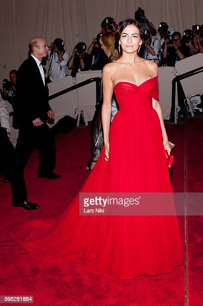 Camilla Belle attends 'American Woman Fashioning A National Identity' Costume Institute Gala at The Metropolitan Museum of Art in New York City