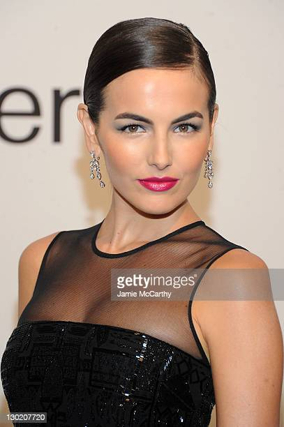 59603288ae Camilla Belle attends an evening with Ralph Lauren hosted by Oprah Winfrey  and presented at Lincoln