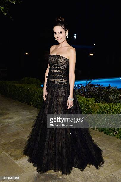 Camilla Belle attends PSLA partners with Carolina Herrera for Winter Gala on January 26 2017 in Beverly Hills California