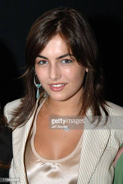 Camilla Belle during 'The Chumscrubber' Advance Screening at Landmark Cinema E Street in Washington District of Columbia United States
