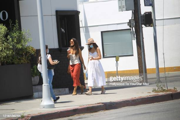 Camilla Belle is seen on May 28 2020 in Los Angeles CA