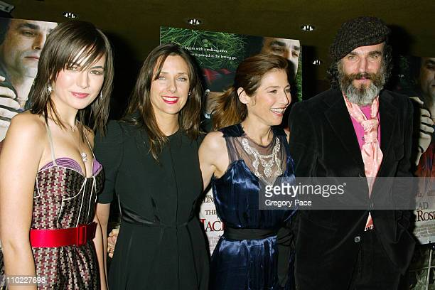 Camilla Belle Rebecca Miller Director of 'The Ballad of Jack Rose' Catherine Keener and Daniel Day Lewis