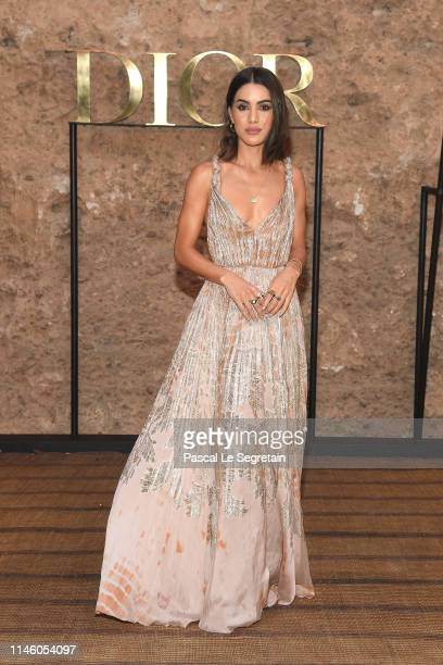 Camilla Cohela attends the Christian Dior Couture S/S20 Cruise Collection on April 29 2019 in Marrakech Morocco