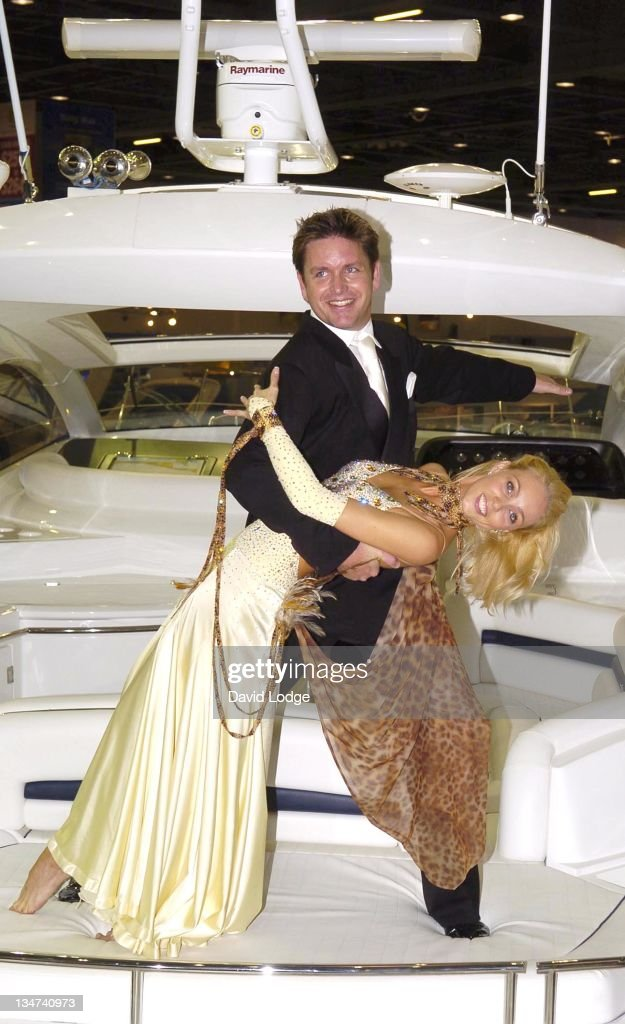 Schroders London International Boat Show - Photocall - January 6, 2006