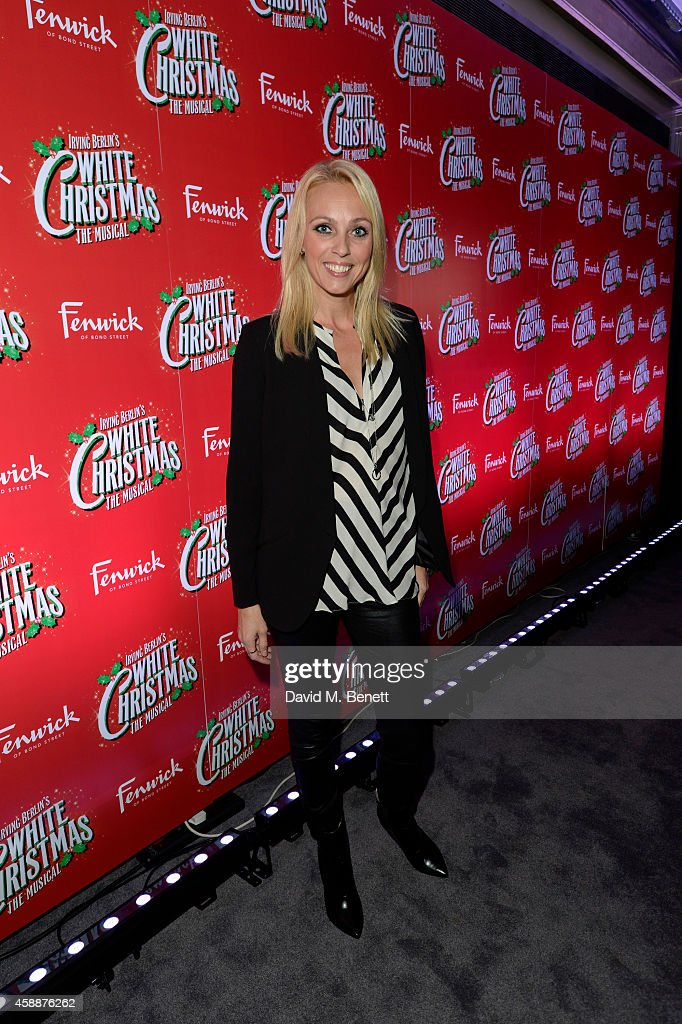 """White Christmas"" - Press Night - After Party : Fotografia de notícias"