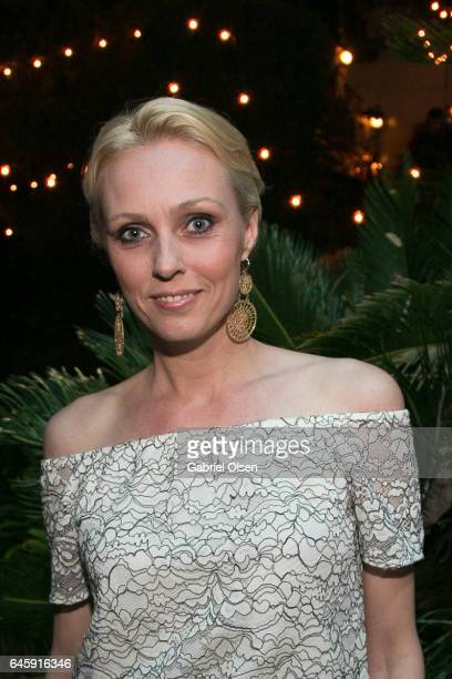 Camilla Dallerup attends the Circus Magazine Oscars Celebration Hosted By Steve Shaw and Jonas Tahlin CEO Absolut Elyx Sponsored by Volvo and...