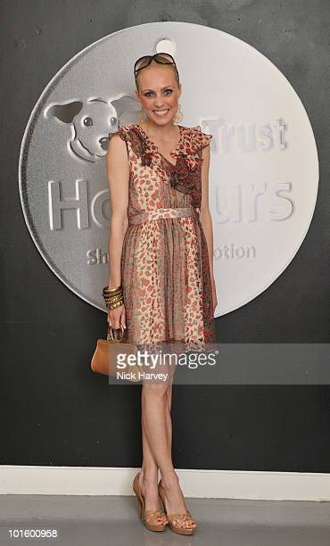 Camilla Dallerup attends the Dogs Trust Honours Awards at Jasmine Studios on June 3 2010 in London England