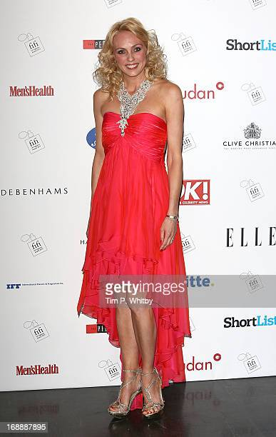 Camilla Dallerup attends the FiFI UK Fragrance Awards 2013 at The Brewery on May 16, 2013 in London, England.