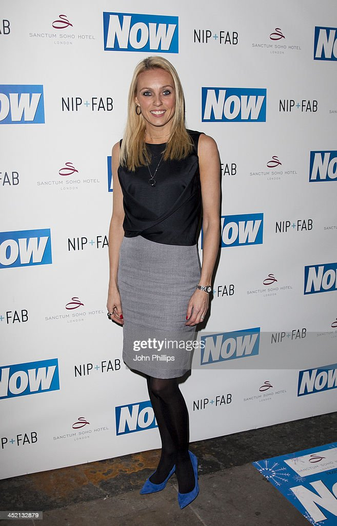 Now Magazine Christmas Party - Arrivals : News Photo