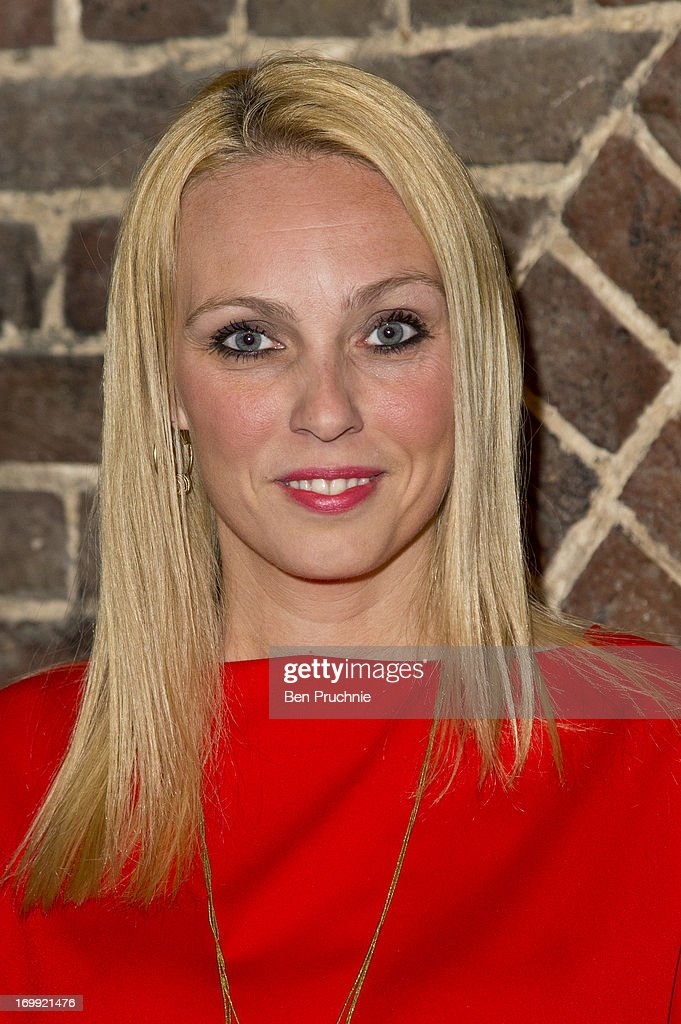 Blind Date - Press Night - Arrivals : News Photo