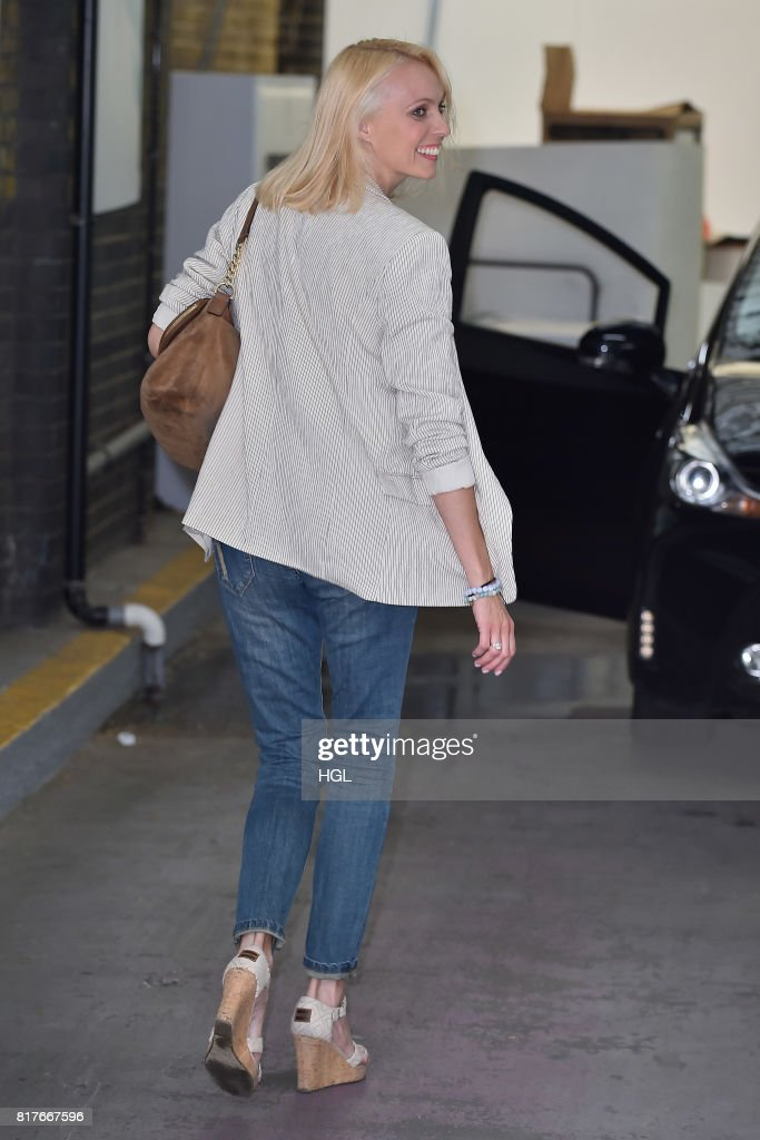 London Celebrity Sightings -  July 18, 2017 : News Photo