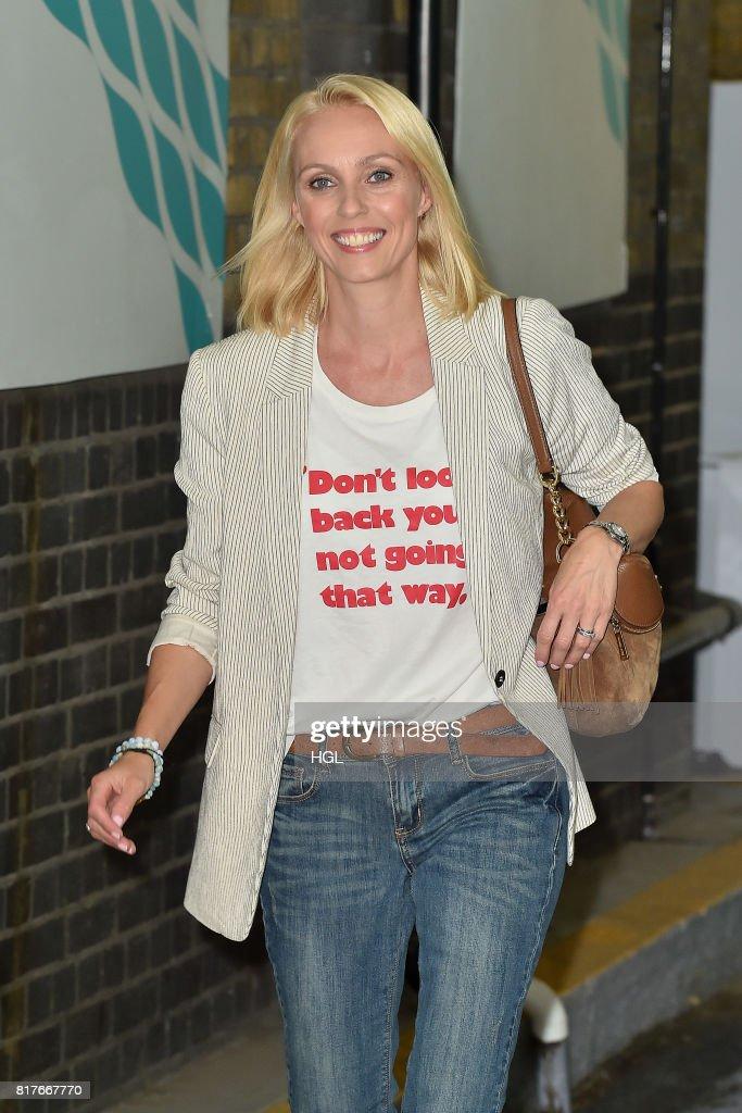 London Celebrity Sightings -  July 18, 2017 : News Photo