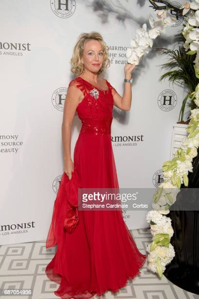Camilla de Bourbon des Deux Siciles attend The Harmonist Party during the 70th annual Cannes Film Festival at on May 22, 2017 in Cannes, France.