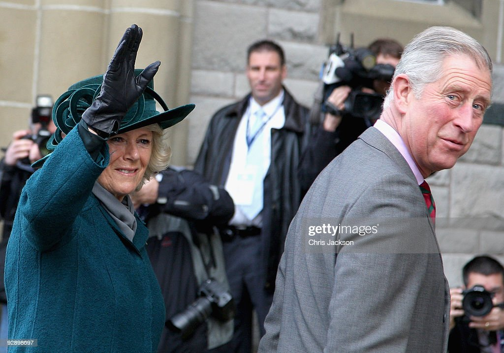 The Prince Of Wales And Duchess Of Cornwall Visit Canada - Day 7 : News Photo