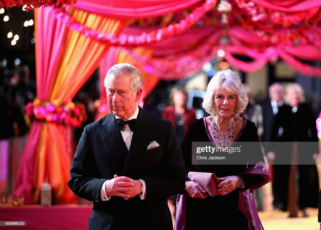 The Royal Film Performance: 'The Second Best Exotic Marigold Hotel' - World Premiere - Red Carpet Arrivals : News Photo
