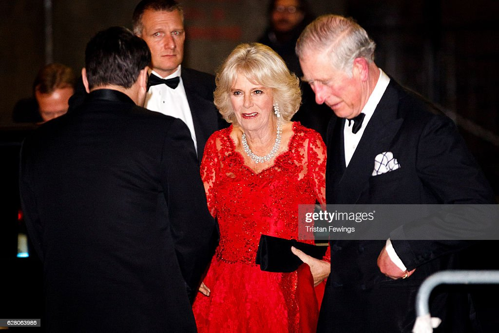Royal Variety Performance - Arrivals : News Photo
