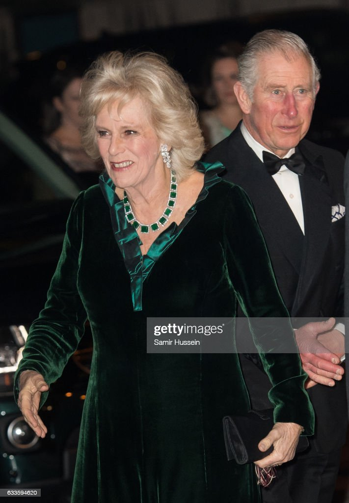 The Prince Of Wales & Duchess Of Cornwall Support The British Asian Trust : News Photo